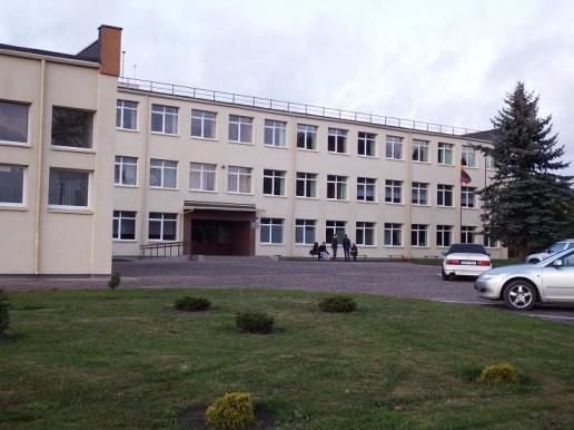 Žemaičių Naumiesčio gimnazija
