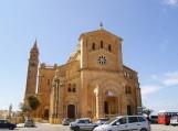 Ta Pinu bazilika Gozo saloje