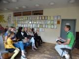 Pėsčiųjų žygio organizatorių susitikimas Šilutėje. Nuotraukos Edvardo Lukošiaus