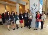 Lietuvos delegacija konferencijoje