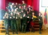 Žemaičių Naumiesčio gimnazijos abiturientai