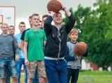 Nuotraukos Šilutės krepšinio gatvės lygos organizatorių