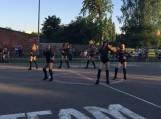 Visus savo pasirodymais džiugina Atėnė šokėjos