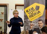BENU Vaistinė Lietuva personalo vadovė Rasa Slauskienė