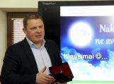 Veterinaras, Visuomenės sveikatos biuro vadovas Aurelijus Laurinavičius