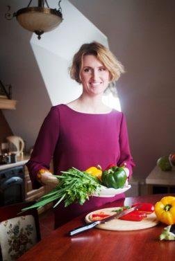 Sveikos mitybos specialistė Vaida Kurpienė