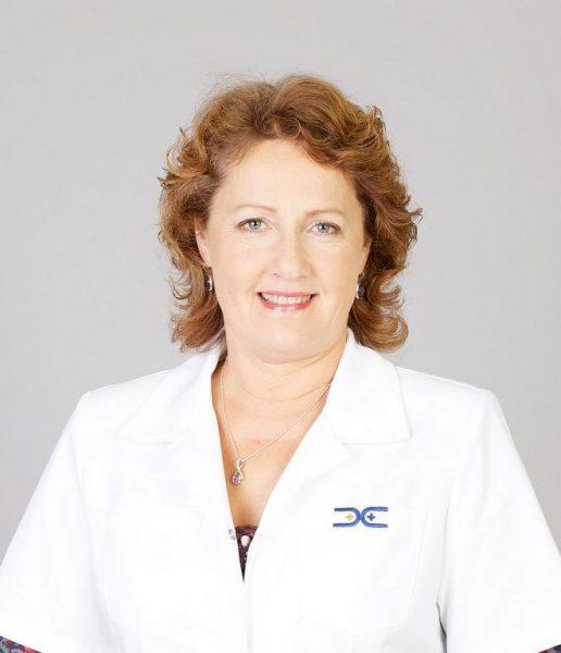Gydytoja reumatologė Jūratė Eidžiūnienė