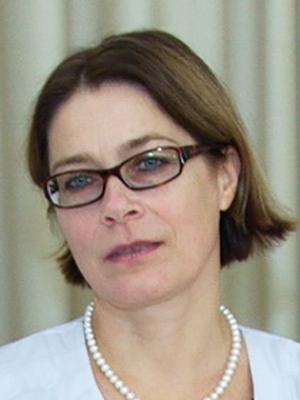 Gydytoja gastroenterologė Rūta Kučinskienė