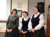 """8 Šilutės kultūros ir pramogų centro folkloro ansamblis ,,Verdainė"""""""