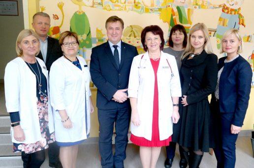 Nuotrauka VšĮ Šilutės ligoninės