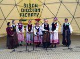 folkloro ansamblis Skalviai