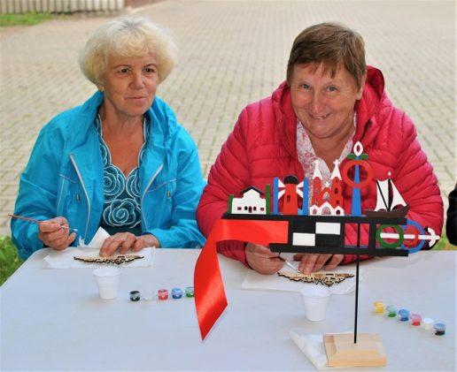 Nuotraukos Šilutės turizmo informacijos centro filialo Tradicinių amatų centro Švėkšnoje