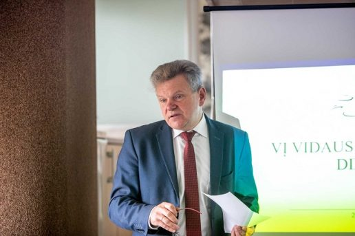 Susisiekimo ministras Jaroslav Narkevič