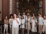 Gospel Choras, D. Gailiūnienės foto