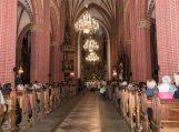 Gospel Choro koncertas, D. Gailiūnienės foto