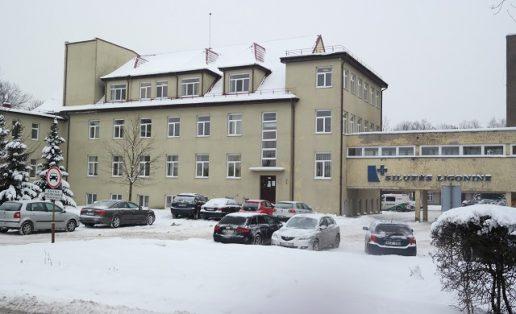 Nuotrauka Šilutės ligoninės