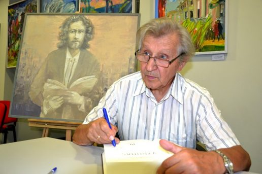 Doc. dr. Vaclovas Bagdonavičius. Nuotrauka bibliotekos