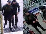 Šilutės policijos pareigūnai prašo atpažinti vagyste įtariamus asmenis