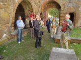 """Trečiasis projekto """"Kultūros paveldo išsaugojimas Pietų Baltijos regione – CRAFTLAND"""" akordas Švedijoje"""
