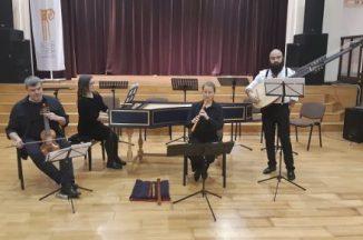 Renesanso laikų muzika Šilutėje