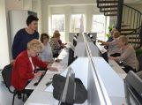 Vydūno viešojoje bibliotekoje prasidėjo skaitmeninio raštingumo mokymai