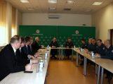 2016 m. Tauragės apskr. VPK policijos veiklos ataskaitos pristatymas