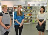 Pagėgių savivaldybės viešojoje bibliotekoje – kraštiečių kūrybos sklaidos popietė