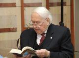Bernardas Aleknavičius pristatė apybraižą apie Mažąją Lietuvą