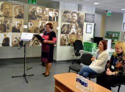 Vyko baigiamoji Pagėgių savivaldybės Vydūno viešosios bibliotekos  ir Punsko valsčiaus įgyvendinamo projekto konferencija