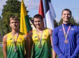 Marius Rudzevičius Baltijos šalių čempionu tapo trečią kartą