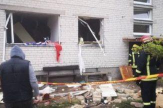 Rusnėje, 94 m. senolės namuose sprogo dujų balionas