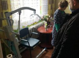 2020 metais būstas pritaikytas 5 neįgaliems asmenims