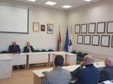 Eismo saugumo komisijos posėdis