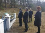 Izraelio valstybės nepaprastojo ir įgaliotojo ambasadoriaus Lietuvai vizitas Šilutės krašte