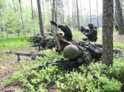 Karinės pratybos