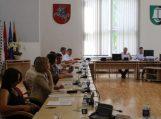 Šilutės rajono savivaldybės tarybos posėdis