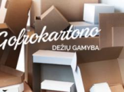 Tvirtos ir patikimos kartoninės dėžės