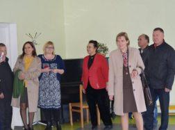 Socialinių reikalų komiteto nariai lankėsi Šilutės miesto darželiuose