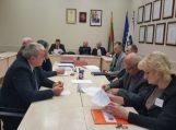 Savivaldybėje vyko civilinės saugos stalo pratybos