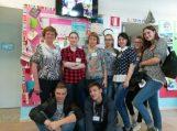 Vilkyčių pagrindinės mokyklos mokytojai ir mokiniai lankėsi Italijoje