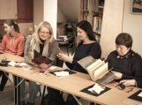 Didįjį šeštadienį – pažintis su knygrišyste