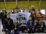Tarptautiniame turnyre Gargžduose iškovoti bronzos medaliai
