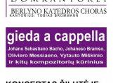 Gieda a cappella
