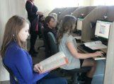 """""""Interneto savaitė 2014"""" F. Bajoraičio viešojoje bibliotekoje ir jos filialuose"""