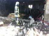 Pjuvenų briketų gamintojo patalpose nugriaudėjo sprogimas