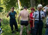 Vyras puolė Šyšoje ieškoti skenduolio, nors gelbėtojai ieškojo jo paties