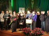 """""""Rotary"""" klubas tradiciškai apdovanojo """"Metų geradarį"""" ir įteikė stipendijas"""