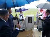 Prezidento Kazio Griniaus garbei atidengta bareljefinė lenta