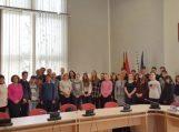 Vicemeras priėmė tarptautinio projekto delegaciją