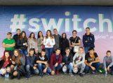 Usėnų ir Juknaičių mokiniai lankėsi moderniųjų technologijų ir verslumo renginyje #SWITCH